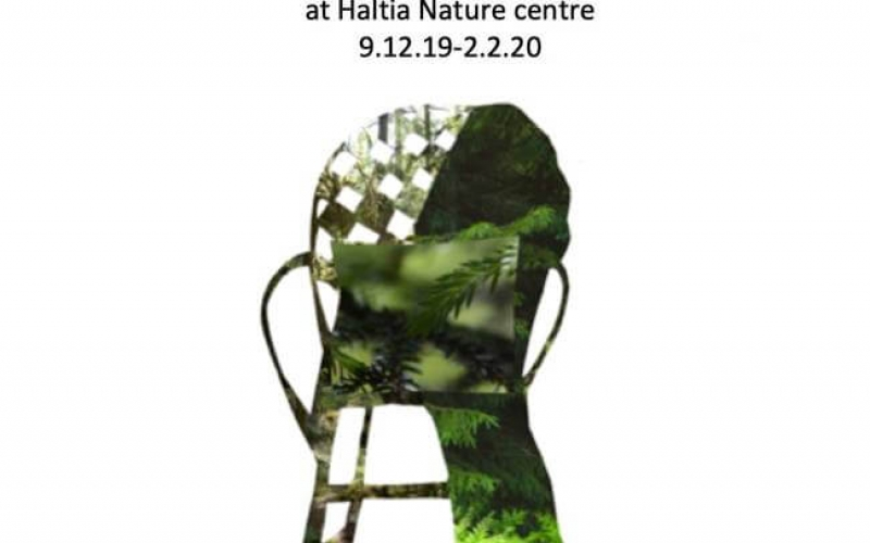 At home in nature, nature at home -Bonden home textiles meets Finnish nature at Haltia Nature Centre's exhibition