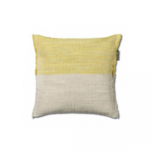 Risut cushion, plant dyed
