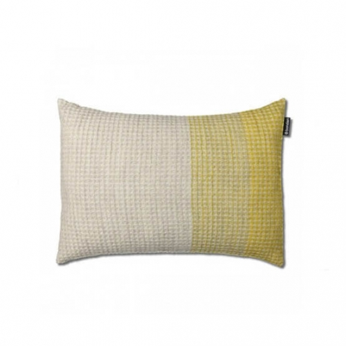 Jammit cushion, natural dyed